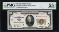 Fr. 1870-K $20 1929 Federal Reserve Bank Note. PMG About Uncirculated 55 EPQ