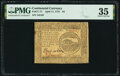 Colonial Notes:Continental Congress Issues, Continental Currency April 11, 1778 $4 PMG Choice Very Fine 35.. ...