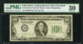 Fr. 2153-D* $100 1934A Mule Federal Reserve Note. PMG Very Fine 30