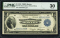 Fr. 710 $1 1918 Federal Reserve Bank Note PMG Very Fine 30