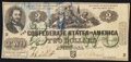 Confederate Notes:1862 Issues, T43 $2 1862 Fine-Very Fine.. ...