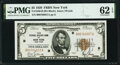 Small Size:Federal Reserve Bank Notes, Fr. 1850-B $5 1929 Federal Reserve Bank Note. PMG Uncirculated 62 EPQ.. ...