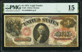 Fr. 26 $1 1875 Legal Tender PMG Choice Fine 15