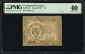 Colonial Notes:Continental Congress Issues, Continental Currency May 20, 1777 $8 PMG Extremely Fine 40.. ...