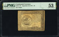 Colonial Notes:Continental Congress Issues, Continental Currency September 26, 1778 $5 PMG About Uncirculated 53.. ...