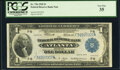 Fr. 726 $1 1918 Federal Reserve Bank Note PCGS Very Fine 35