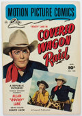 Golden Age (1938-1955):Western, Motion Picture Comics #103 (Fawcett Publications, 1951) Condition: VF....