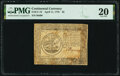 Continental Currency April 11, 1778 $5 PMG Very Fine 20
