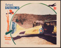 "Movie Posters:War, The Dawn Patrol (First National, 1930). Very Fine. Lobby Card (11"" X 14""). War.. ..."