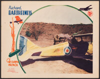 "The Dawn Patrol (First National, 1930). Very Fine. Lobby Card (11"" X 14""). War"