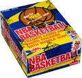 Basketball Cards:Unopened Packs/Display Boxes, 1988 Fleer Basketball Wax Box with 36 Unopened Packs. ...