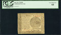 Colonial Notes:Continental Congress Issues, Continental Currency September 26, 1778 $60 PCGS Very Choice New 64.. ...