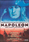 """Movie Posters:Foreign, Napoleon (Zoetrope/Turner Classic Movies, R-1981/R-2012). Rolled, Very Fine+. German A1 (23.25"""" X 33"""") & Autographed One She... (Total: 2 Items)"""