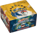 Non-Sport Cards:Unopened Packs/Display Boxes, 1999 Wizards of the Coast Pokémon Unlimited Edition Base Set Sealed Booster Box....