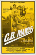 """Movie Posters:Adult, C.B. Mamas (Mitchell Brothers Film Group, 1976). Folded, Fine/Very Fine. One Sheet (23"""" X 35""""). Adult.. ..."""