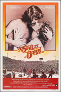 """Movie Posters:Musical, A Star Is Born (Warner Bros., 1976). Folded, Very Fine-. One Sheet (27"""" X 41"""") & Lobby Card Set of 8 (11"""" X 14""""). Musical.. ... (Total: 9 Items)"""