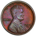 Lincoln Cents, 1909-S 1C VDB -- Cleaning -- PCGS Genuine. VF Details. Mintage 484,000. ...