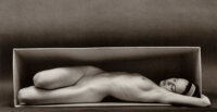 Ruth Bernhard (American, 1905-2006) In the Box (Horizontal), 1962 Offset lithograph, printed later