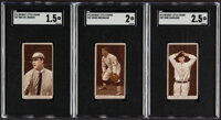 1912 T207 Recruit Little Cigars Brown Border Collection (78) With Johnson