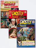Silver Age (1956-1969):Horror, Ghostly Tales Group of 13 (Charlton, 1966-68) Condition: Average VF/NM.... (Total: 13 Comic Books)