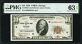 Fr. 1860-G $10 1929 Federal Reserve Bank Note. PMG Choice Uncirculated 63 EPQ