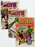 Silver Age (1956-1969):Superhero, Daredevil #5 and 8-41 Group (Marvel, 1964-68) Condition: Average FN-.... (Total: 35 Comic Books)
