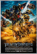 """Movie Posters:Action, Transformers: Revenge of the Fallen (Paramount, 2009). Rolled, Near Mint. Printer's Proof One Sheet (28"""" X 41"""") DS Advance. ..."""