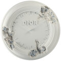 Collectible, Daniel Arsham X Dior. Eroded Clock, 2020. Hydrostone and quartz crystals. 11 x 11 x 1-3/8 inches (27.9 x 27.9 x 3.6 cm)...