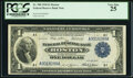 Large Size:Federal Reserve Bank Notes, Fr. 708 $1 1918 Federal Reserve Bank Note PCGS Very Fine 25.. ...