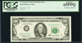 Small Size:Federal Reserve Notes, Fr. 2163-G* $100 1963A Federal Reserve Note. PCGS Gem New 65PPQ.. ...