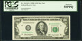 Small Size:Federal Reserve Notes, Fr. 2161-D* $100 1950D Federal Reserve Note. PCGS About New 50PPQ.. ...