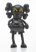Collectible, KAWS (b. 1974). Companion (Black), 1999. Painted cast Vinyl. 7-1/2 x 4-1/4 x 2 inches (19.1 x 10.8 x 5.1 cm). Edition of...