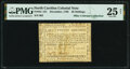 Colonial Notes:North Carolina, North Carolina December, 1768 20s PMG Very Fine 25 Net.. ...