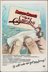 """Up in Smoke & Other Lot (Paramount, 1978). One Sheets (4) (27"""" X 41"""" & 25"""" X 38"""") Style B. C..."""