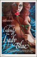 """Movie Posters:Adult, The Legend of Lady Blue (T.I.B. Productions, 1978). Folded, Fine/Very Fine. One Sheet (27"""" X 41""""). Adult.. ..."""