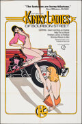 """Movie Posters:Adult, The Kinky Ladies of Bourbon Street (Alpha France, 1976). Folded, Fine+. One Sheet (27"""" X 41""""). Adult.. ..."""