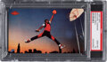 Basketball Cards:Singles (1980-Now), 1985 Nike Promo Michael Jordan #2 PSA Gem Mint 10. ...