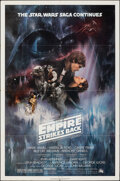 """Movie Posters:Science Fiction, The Empire Strikes Back (20th Century Fox, 1980). Folded, Very Fine-. One Sheet (27"""" X 41"""") NSS Style A, Roger Kastel Artwor..."""