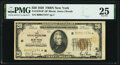 Fr. 1870-B* $20 1929 Federal Reserve Bank Note. PMG Very Fine 25