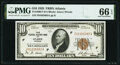 Small Size:Federal Reserve Bank Notes, Fr. 1860-F $10 1929 Federal Reserve Bank Note. PMG Gem Uncirculated 66 EPQ.. ...