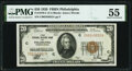 Small Size:Federal Reserve Bank Notes, Fr. 1870-C $20 1929 Federal Reserve Bank Note. PMG About Uncirculated 55.. ...