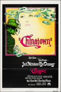 """Movie Posters:Mystery, Chinatown (Paramount, 1974). Folded, Very Fine-. One Sheet (27"""" X 41"""") Jim Pearsall Artwork. Mystery.. ..."""