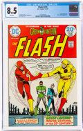 Bronze Age (1970-1979):Superhero, The Flash #225 (DC, 1974) CGC VF+ 8.5 White pages....
