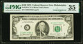 Gutter Fold Error Fr. 2167-C $100 1974 Federal Reserve Note. PMG Choice Very Fine 35