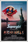"""Movie Posters:Adventure, Supergirl (Tri-Star, 1984). Rolled, Very Fine. One Sheet (27"""" X 41""""). Adventure.. ..."""
