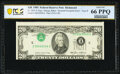 Error Notes:Inverted Third Printings, Inverted Third Printing Error Fr. 2075-E $20 1985 Federal Reserve Note. PCGS Banknote Gem Unc 66 PPQ.. ...