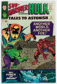 Tales to Astonish #73 (Marvel, 1965) Condition: VF+