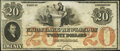 Obsoletes By State:Connecticut, New London, CT- Union Bank in New-London $20 18__ Remainder G230a About Uncirculated.. ...