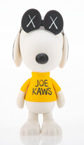 Collectible, KAWS X Peanuts. Joe KAWS, 2011. Painted cast vinyl. 8-3/4 x 5 x 3-1/2 inches (22.2 x 12.7 x 8.9 cm). Stamped to the unde...