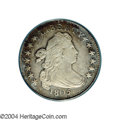 Early Dimes: , 1805 10C 4 Berries AU58 PCGS. JR-2, R.2. Only two ...